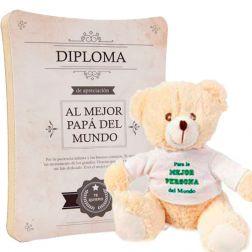 Regalo Diploma al mejor Padre