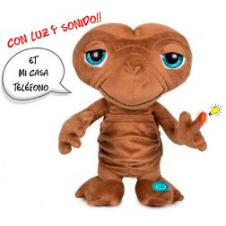 Peluche E.T. El Extraterrestre