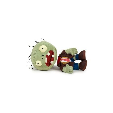 Peluche zombie traje Plantas contra Zombies