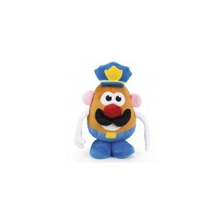 Mister Potato Peluche 26 cm. Superheroe