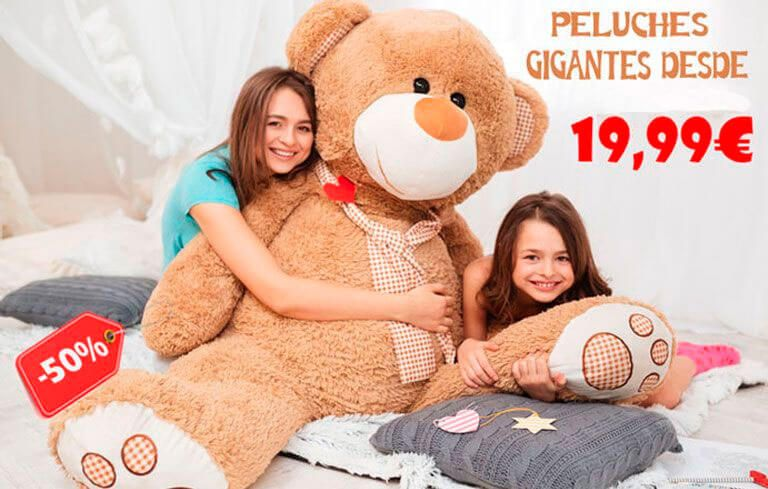 Peluches grandes